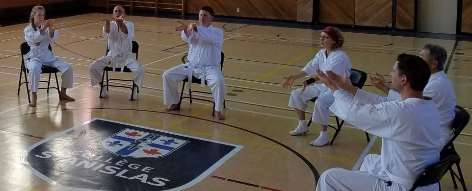 Ito Sensei in Quebec, September 6-8