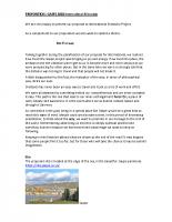 PROPOSAL International Shintaido 2020