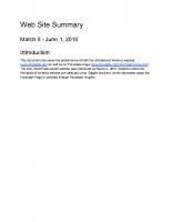 20180603_Web_Site_Summary