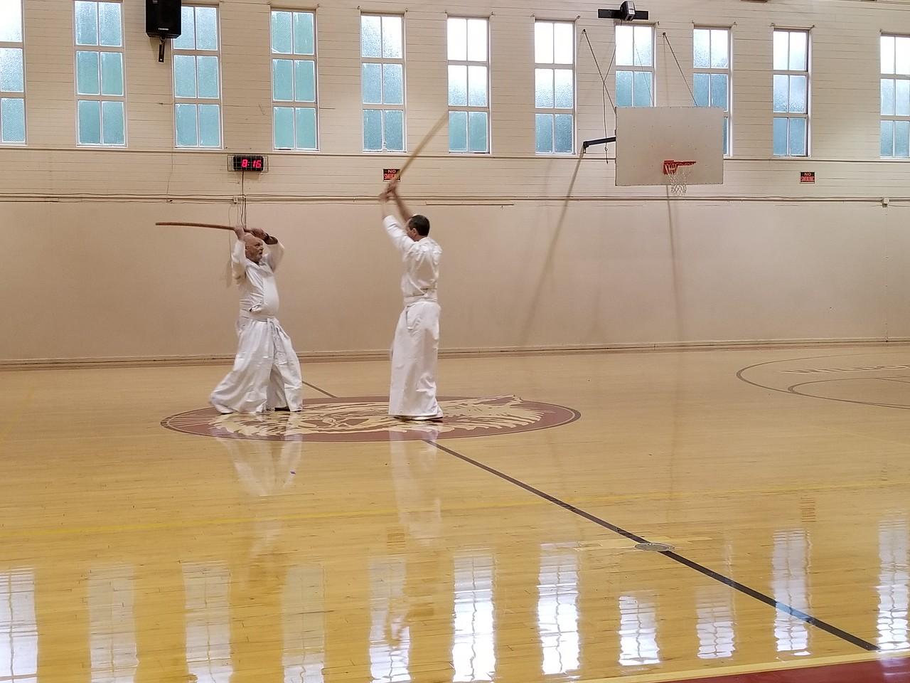 Kenjutsu Kumite