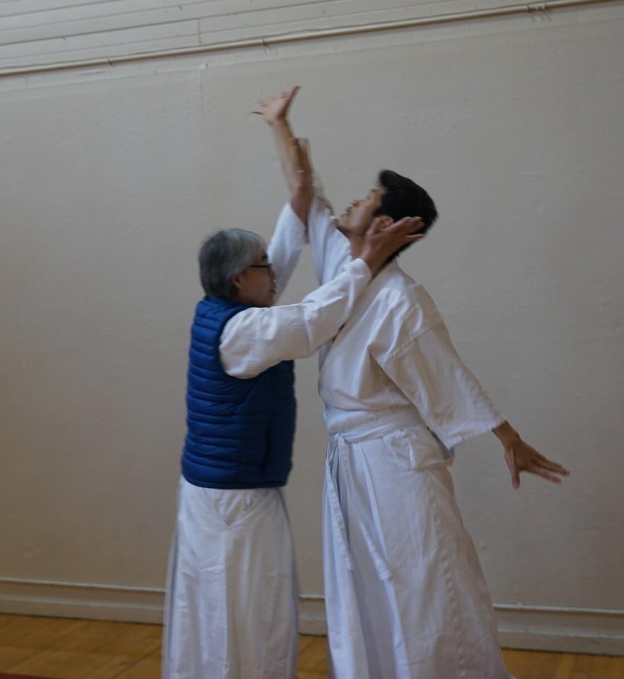Minagawa-Shin kumite