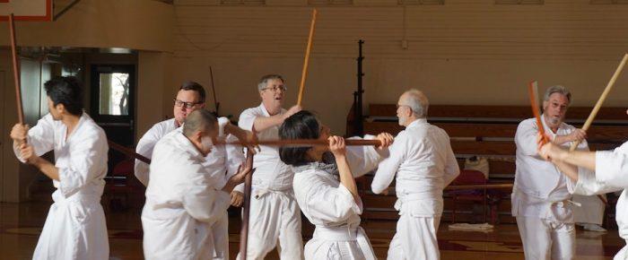 Shintaido kenjutsu curriculum and Jissen-Kumitachi online