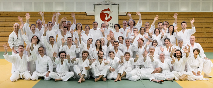 Assister à l'European Shintaido College 2019 à Reims, France