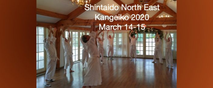 SNE Kangeiko 2020 March 14-15