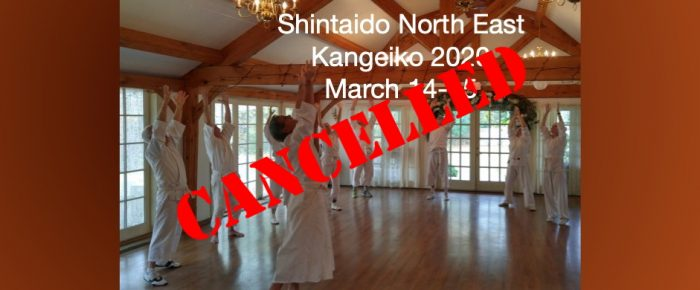 SNE Kangeiko Cancelled