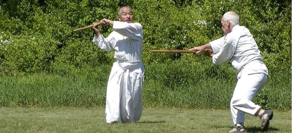 Shintaido Kenjutsu Q & A with Master H.F.Ito.
