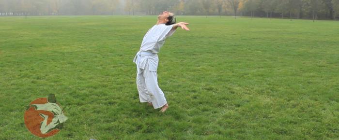 Shintaido Instructional Video: Eiko Dai, A Fundamental Shintaido Technique